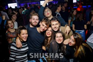 SHUSHAS Party 113