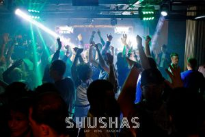 SHUSHAS Party 116