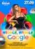 ПЯТНИЦА: WIGGLE, WIGGLE, GOOGLE в Shishas Flame Bar! Отмечаем ДР самой популярной в мире поисковой системы!